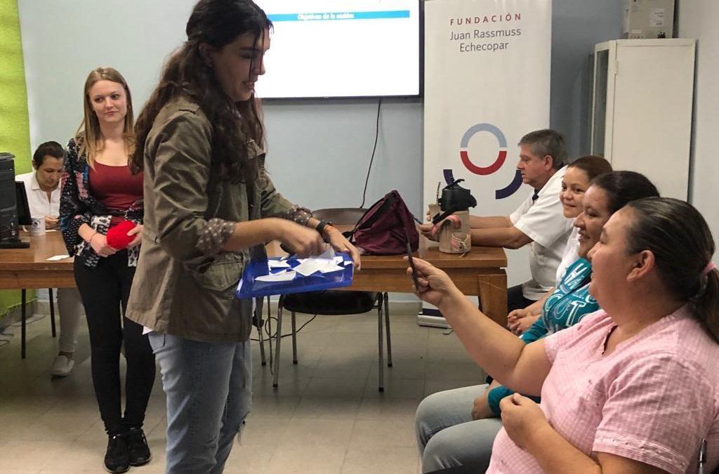 Evaluación del proyecto Preeclampsia se realizó en el Hospital de Loma Pyta