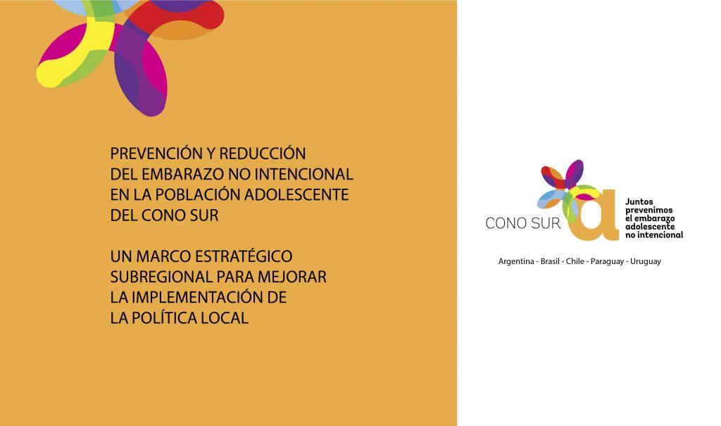 PREVENCIÓN Y REDUCCIÓN DEL EMBARAZO NO INTENCIONAL EN LA POBLACIÓN ADOLESCENTE DEL CONO SUR