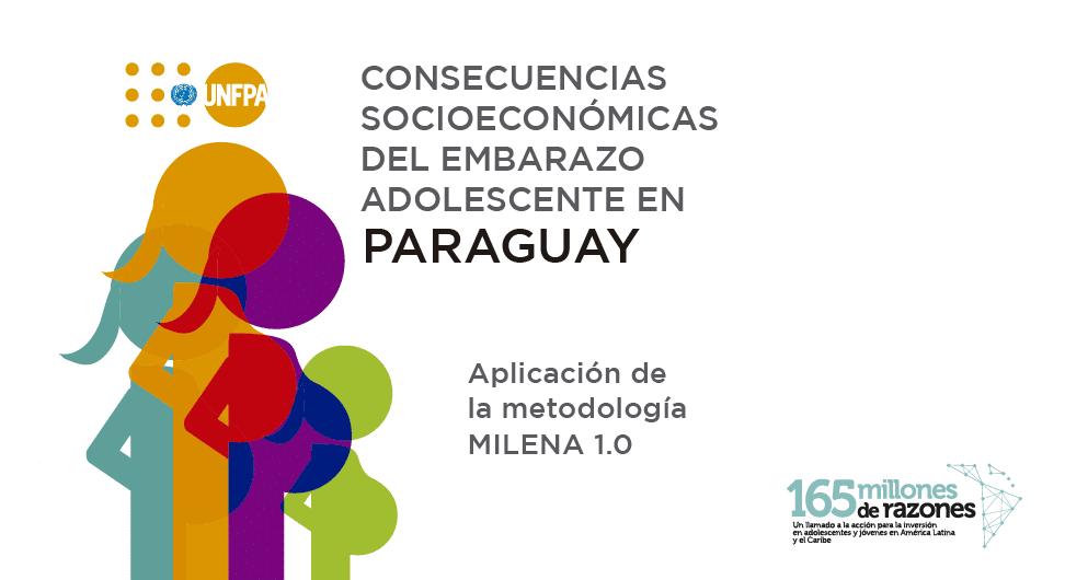 Consecuencias socioeconómicas del embarazo adolescente en Paraguay