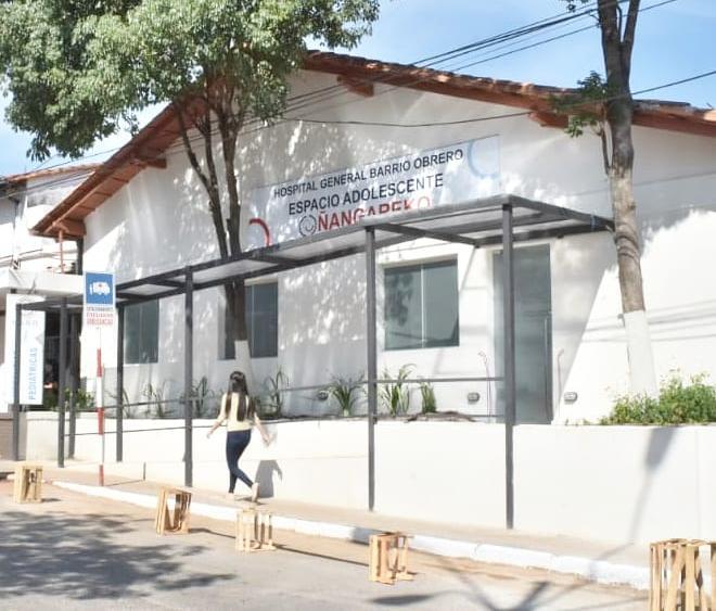 NUEVO ESPACIO ÑANGAREKO YA ES REALIDAD EN EL HOSPITAL GENERAL BARRIO OBRERO