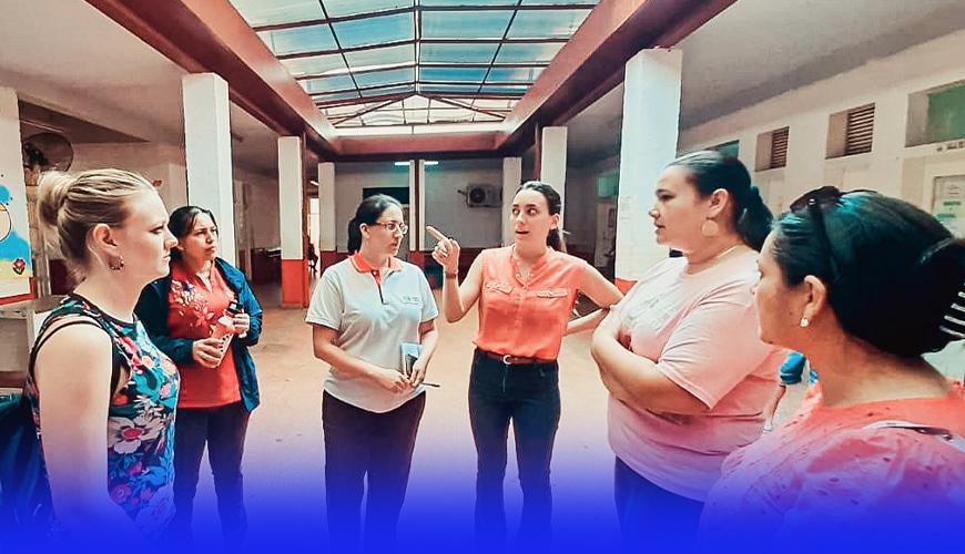 Equipo técnico inició tareas en el Este del país